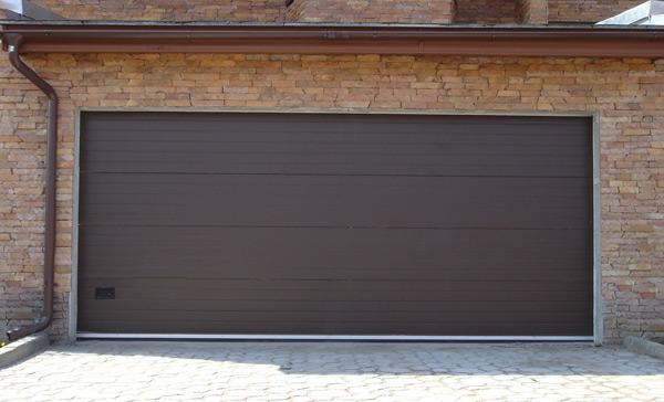 Купить ворота секционные гаражные в Химках